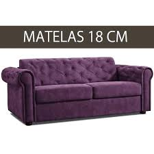 canapé violet convertible canape convertible chesterfield ball2016 com
