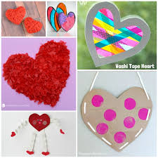 valentines ideas for 50 valentines day crafts and activities for kids