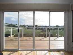 stacking glass doors sliding patio door screen replacement