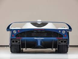 maserati mc12 race car used 2005 maserati mc12 for sale in england pistonheads