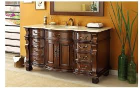 Bathroom Furniture Vanity Cabinets Corner Bathroom Cabinet With Sink Large Single Sink Bathroom