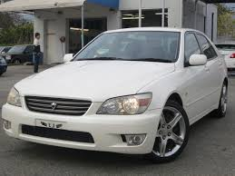 definitely dapper chris u0027 689whp 100 lexus altezza stock 2001 toyota altezza blue for sale