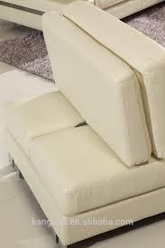 Back Depth Adjustable Corner SofaElegant Living Room Sofa Design - Corner sofa design