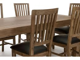 ensemble table chaises table chaises