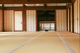 chambre japonaise chambre japonaise avec un sol en tatami télécharger des photos