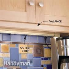 Electrical Outlet Strips Under The Cabinet Kitchen Remodeling Ideas And Tips Remodeling Ideas Articles And
