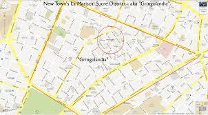 Google Maps Maker Google Map Quito Norte