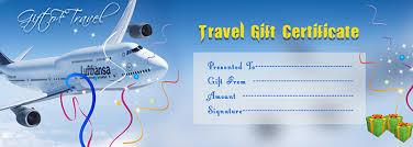 vacation gift cards travel certificate tolg jcmanagement co