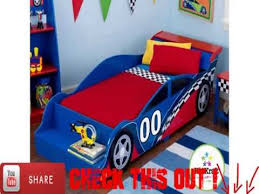 race car toddler bed youtube