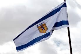 Flag Of Jerusalem In Pictures The Proud Lions Of Jerusalem Israel21c