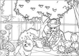 coloring pages barbie mermaid baby thumbelina colouring pages barbie thumbelina coloring pages