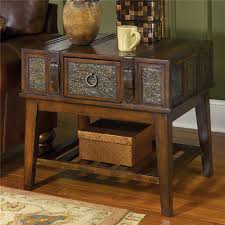 signature design by ashley end table signature design by ashley mckenna rectangular end table royal