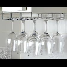 ideas shelf with wine glass holder wine glass rack wine glass