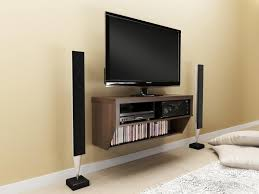 Tv Wall Shelves by Wall Shelves Design Sophisticated Shelves For Cable Box On Wall