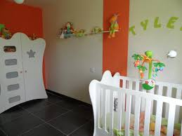 chambre bebe orange orange chambre bebe avec awesome chambre orange et vert bebe gallery