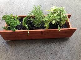 Window Sill Herb Garden Designs Window Sill Herb Garden Pots Garden Design Ideas