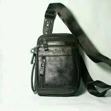 Tas Dc Asli terbaru prodak kulit asli original 3 in 1 bisa tas selempang tas