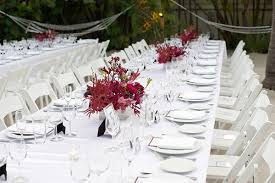 Banquet Table Linen - catering linens everything you need to know