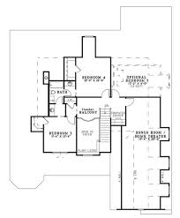 Computer Room Floor Plan by Craftsman Style House Plan 4 Beds 3 00 Baths 2852 Sq Ft Plan 17