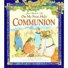 my communion jesus speaks to me on my holy communion the catholic company