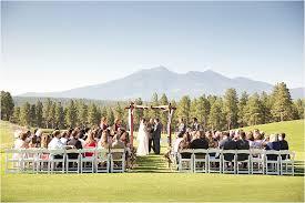 flagstaff wedding venues krystle dan s flagstaff wedding