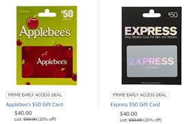 gift cards deals expired gift card deals 50 applebee s express for 40