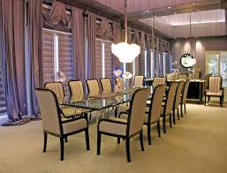 Large Formal Dining Room Tables Furniture Century Wood Large Dining Table Chairs Jpg