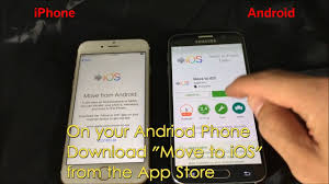 apple to android transfer android to iphone transfer contacts gmail messages photos