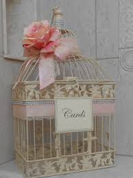 birdcages for wedding birdcage wedding card box ivory wedding birdcage wedding card