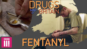 Map Of Britain Fentanyl In Hull Deadlier Than Heroin Drugs Map Of Britain