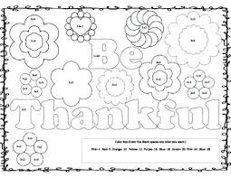 thanksgiving turkey color by number a crafting the word of god