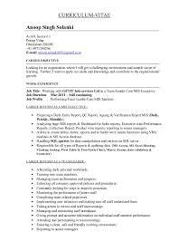 Sales Coordinator Resume Sample by Sales Coordinator Resume Corpedo Com