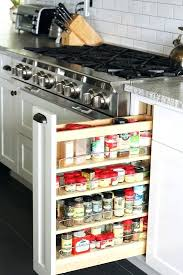 spice cabinets for kitchen kitchen drawers ideas best spice drawer ideas on drawer spice rack