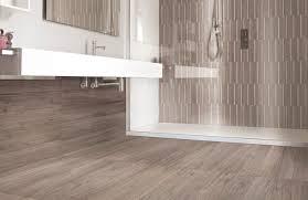 modern bathroom flooring grey wood tile bathroom