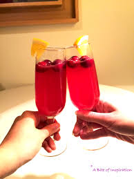 mulled cranberry orange non alcoholic fizz a bite of inspiration