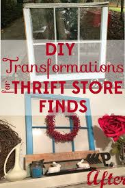 thrift store diy home decor thrift store finds diy ideas amazing transformations thrift