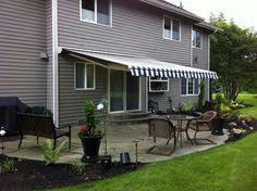 House Awnings Retractable Canada Awnings Wonderful Retractable Awning For Deck With Whote Wood