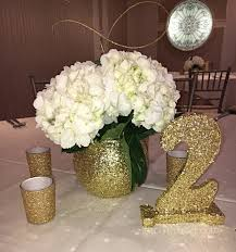 gold centerpieces centerpieces the party place li the party specialists