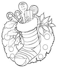 free coloring pages christmas christmas coloring pages