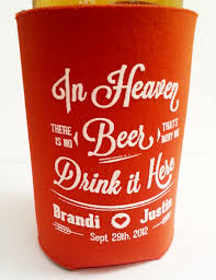 wedding koozie ideas wedding koozie quotes gallery totally awesome wedding ideas