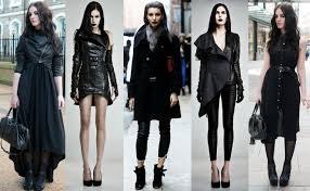 style ideas 6 street goth fashion style ideas