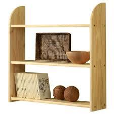 etagere pour vernis etagère murale 3 tablettes en pin vernis naturel amazon fr