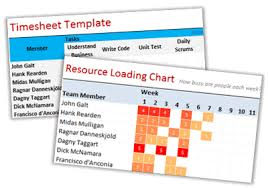 Resource Management Excel Template All Articles On Resource Management Chandoo Org Learn