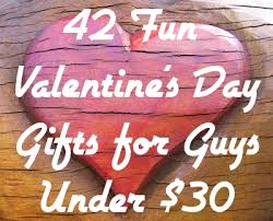 valentines gifts for guys valentines day gifts for guys 30