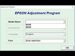 reset epson l365 mercadolibre reset epson m100 m200 youtube