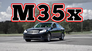 2007 infiniti m35x regular car reviews youtube