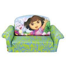 sesame street sofa spin master marshmallow furniture flip open sofa dora