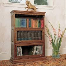 Lawyers Bookcase Barrister Bookcase Plan Rockler Woodworking And Hardware