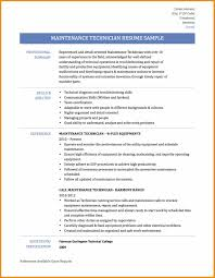 Surgical Tech Resume Examples by Maintenance Resumes Samples Military Transition Resume Samples