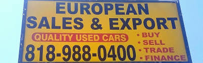 lexus van nuys staff european sales u0026 export inc